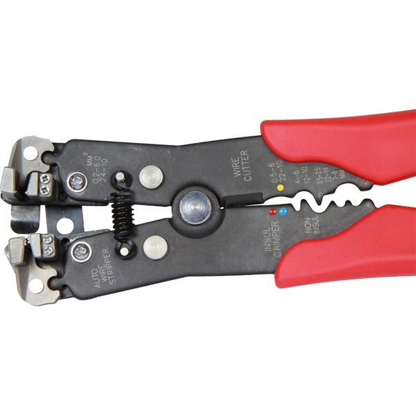 ASAP Electrical Cable Stripper, Cutter & Terminal Crimping Tool