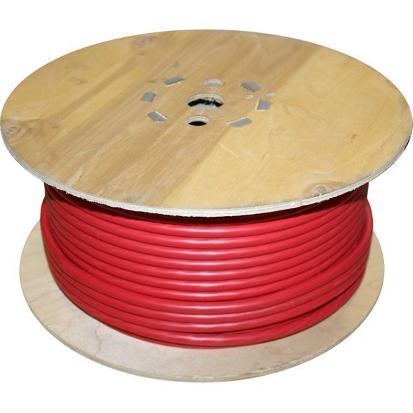 Auto Marine 25mm² Red Battery Cable (100 Metres)