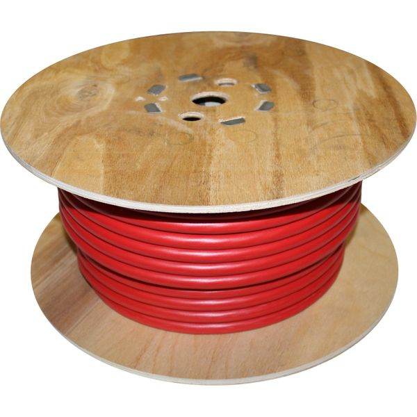 ASAP Electrical 40mm² Red Battery Cable (50 Metres)