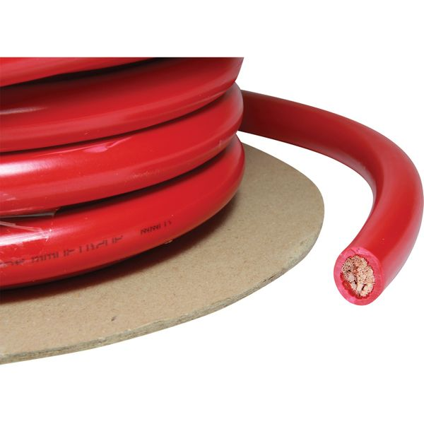 ASAP Electrical 70mm² Red Battery Cable (10 Metres)