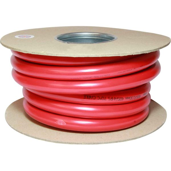 ASAP Electrical 95mm² Red Battery Cable (10 Metres)