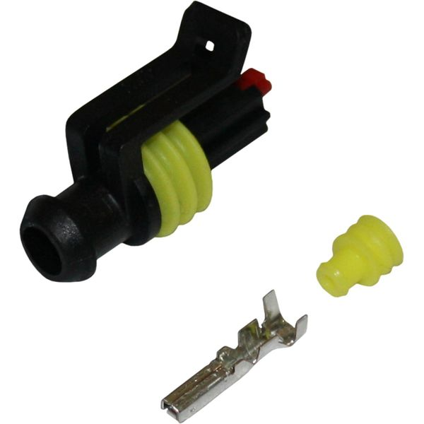 Auto Marine Superseal Cable Connector (Female / 1 Way)