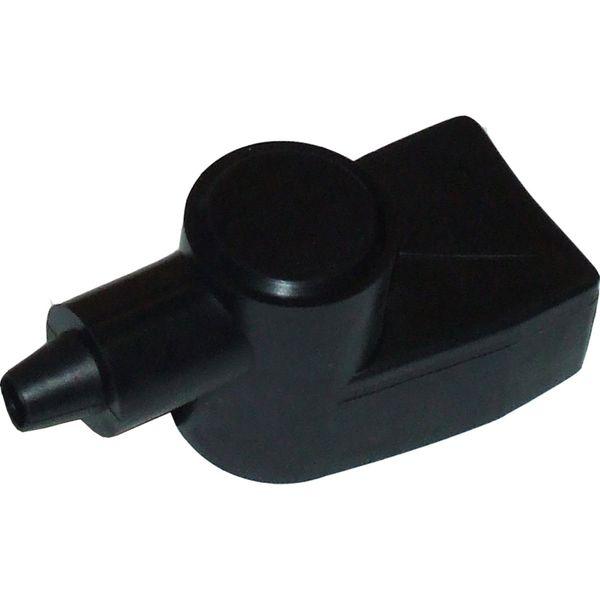 VTE 457 Battery Terminal Cover (Black / 8.13mm Diameter Entry)