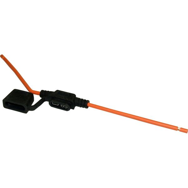 Auto Marine Inline Blade Fuse Holder (30 Amp Maximum)