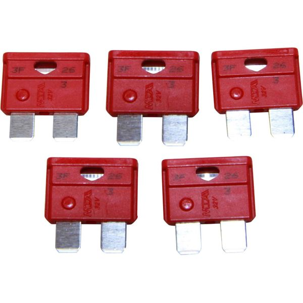 ASAP Electrical Blade Fuse (10 Amp / 5 Pack)