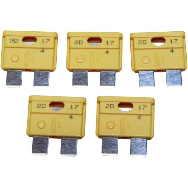 ASAP Electrical Blade Fuse (20 Amp / 5 Pack)
