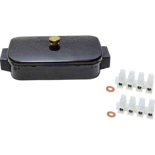 ASAP Electrical Junction Box (Waterproof / 3 Inputs)