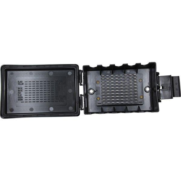 Auto Marine Junction Box (Weatherproof / 10 x 8 Way)