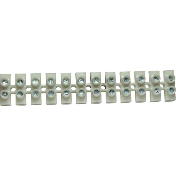 ASAP Electrical Cable Connector Strip (10 Amp / 4-6mm Cable)