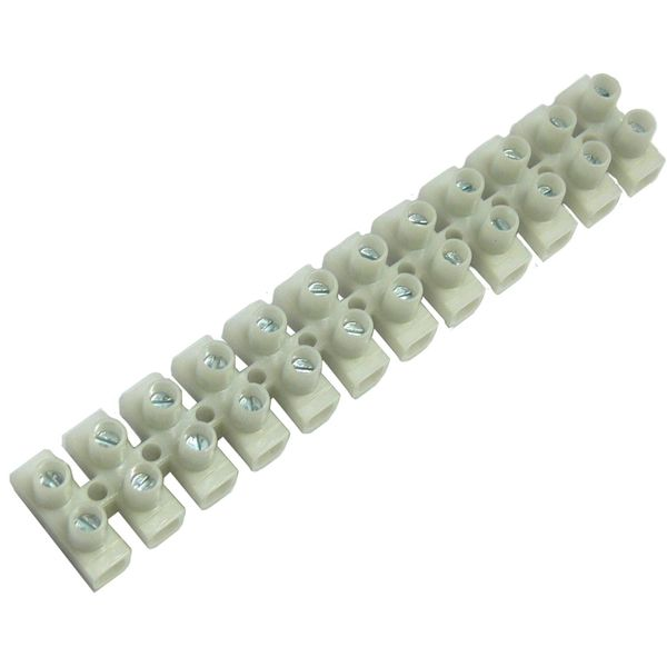 ASAP Electrical Cable Connector Strip (25 Amp / 10mm Cable)