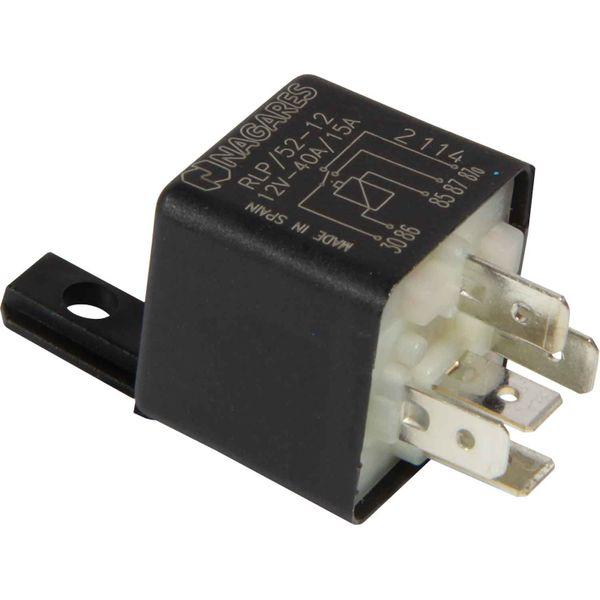 ASAP Electrical 12 Volt 40/15 Amp Mini Relay (5 Pin)