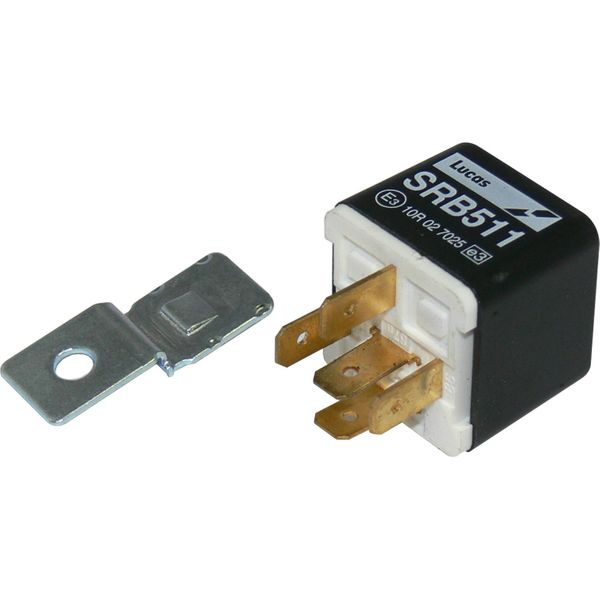 ASAP Electrical Switching Relay (24V / 20A Open 10A Closed)