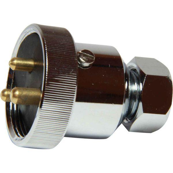 ASAP Electrical Replacement Deck Plug (5 Amp / 3 Pin)