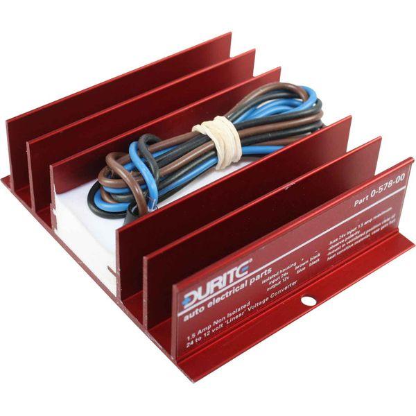 ASAP Electrical Durite Voltage Converter (24V-12V / 1.5A-2.0A)