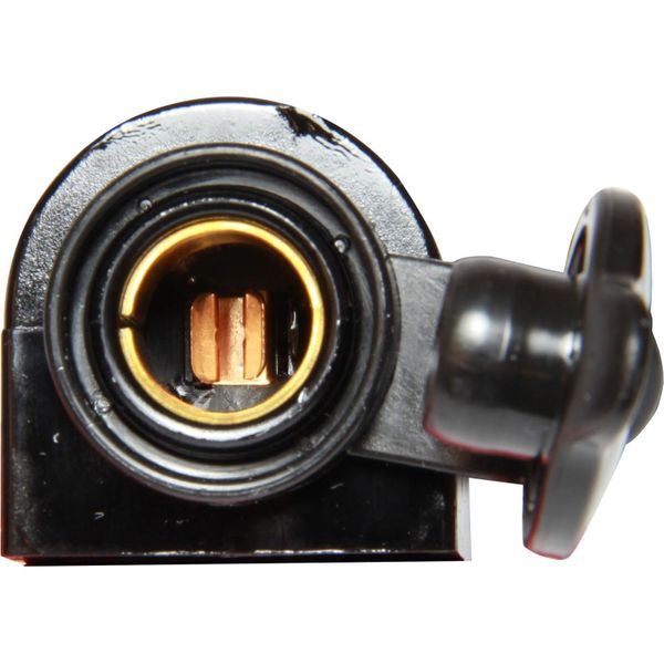 DIN Socket With Cover for Surface Mounting (16A Max)