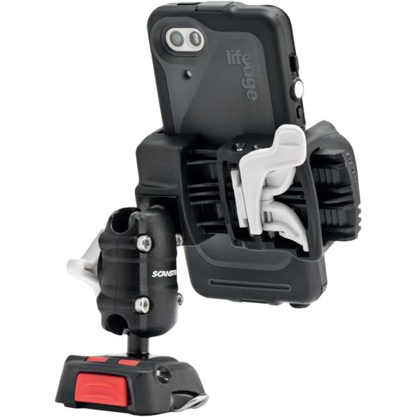Scanstrut ROKK Mini Mobile Phone Mount Kit with Self-Adhesive Base