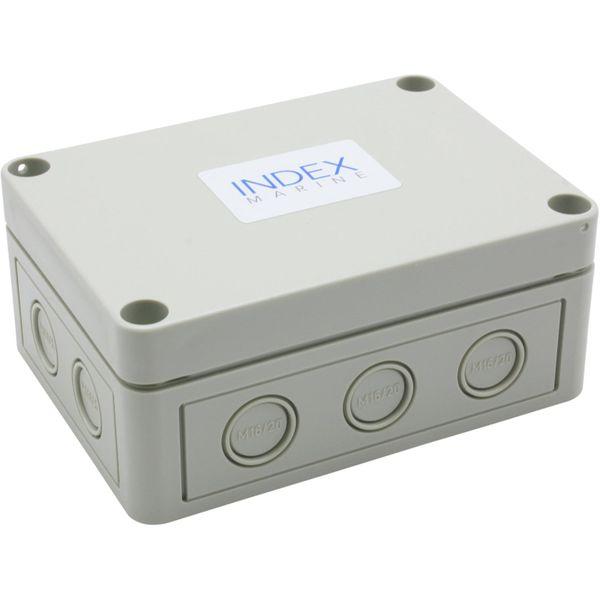 Index Marine Medium Junction Box Kit (12 Way / IP67)