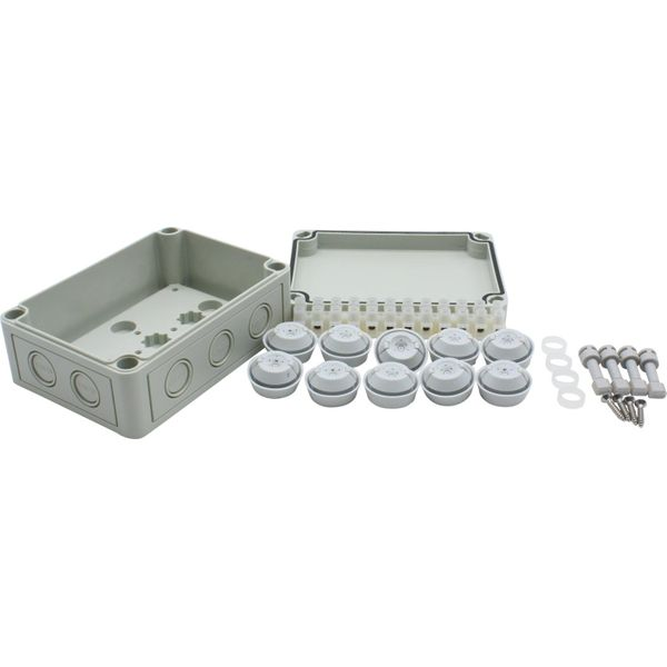 Index Marine Medium Junction Box Kit (12 Way / IP67)