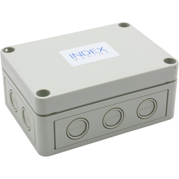 Index Marine Medium Junction Box (10 Way / IP67)