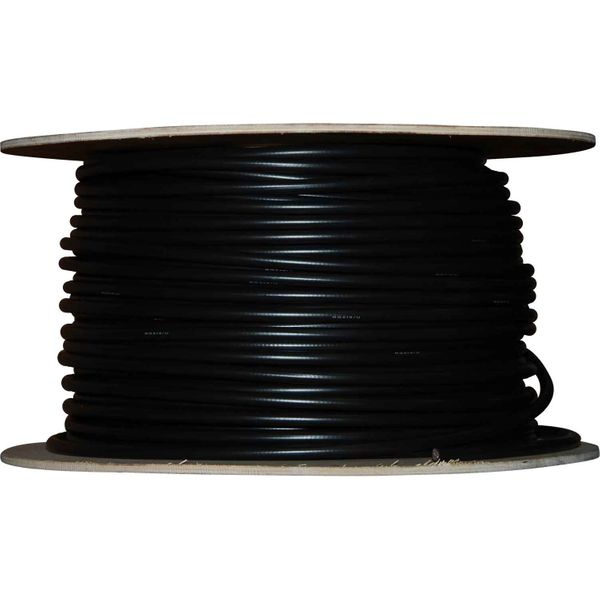 ASAP Electrical Coaxial Cable Sold in 100 Metre Length (RG-58)