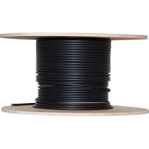 ASAP Electrical Coaxial Cable Sold in 25 Metre Coil (RG-58)