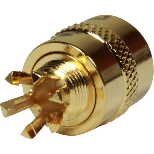 Shakespeare PL-259-CP-G Centre Pin Solder-less Connector