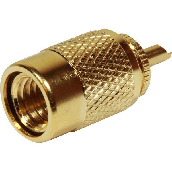 Shakespeare PL-259-G Solder Plug Connector