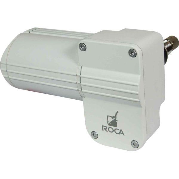 Roca W12 Waterproof Windscreen Wiper Motor (24V / 16mm Max Bulkhead)