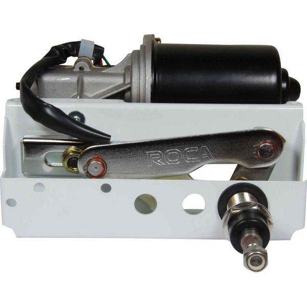 Roca W25 Heavy Duty Windscreen Wiper Motor (12 Volt / 28mm Bulkhead)