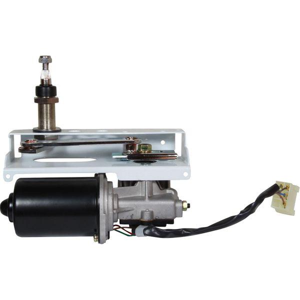 Roca W25 Heavy Duty Windscreen Wiper Motor (24 Volt / 28mm Bulkhead)