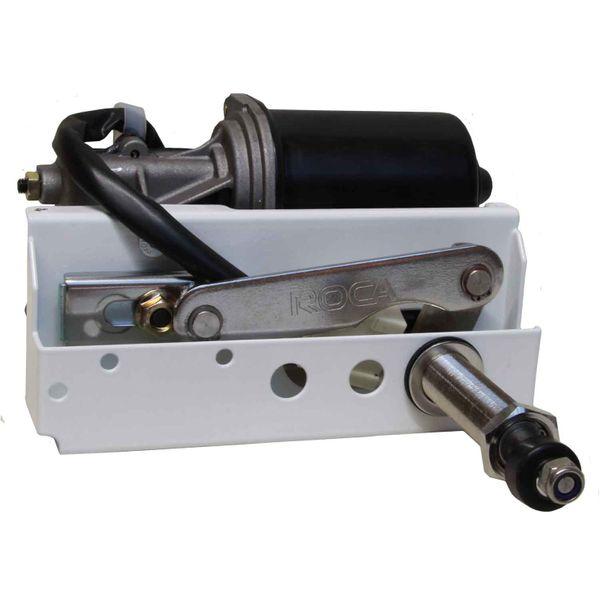 Roca W25 Heavy Duty Windscreen Wiper Motor (24 Volt / 53mm Bulkhead)