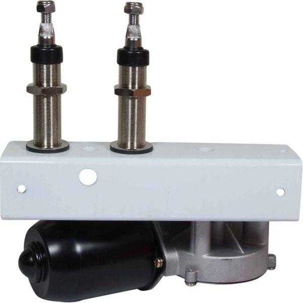 Roca W38 Dual Drive Windscreen Wiper Motor (12 Volt / 53mm Bulkhead)