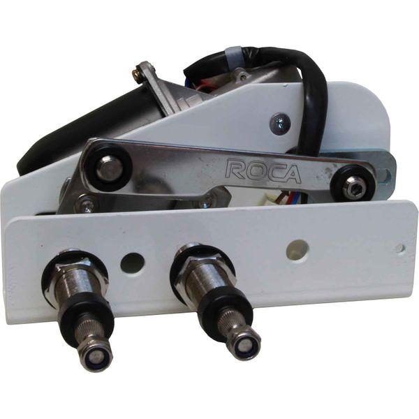 Roca W38 Dual Drive Windscreen Wiper Motor (24 Volt / 53mm Bulkhead)