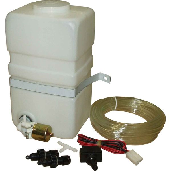 ASAP Electrical Screen Washer Kit (12 Volt / 2-1/2 Litre Capacity)