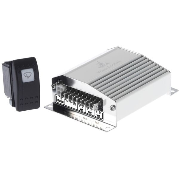 Roca Control Box for Wiper Motors and Washer System (W10 & W12)