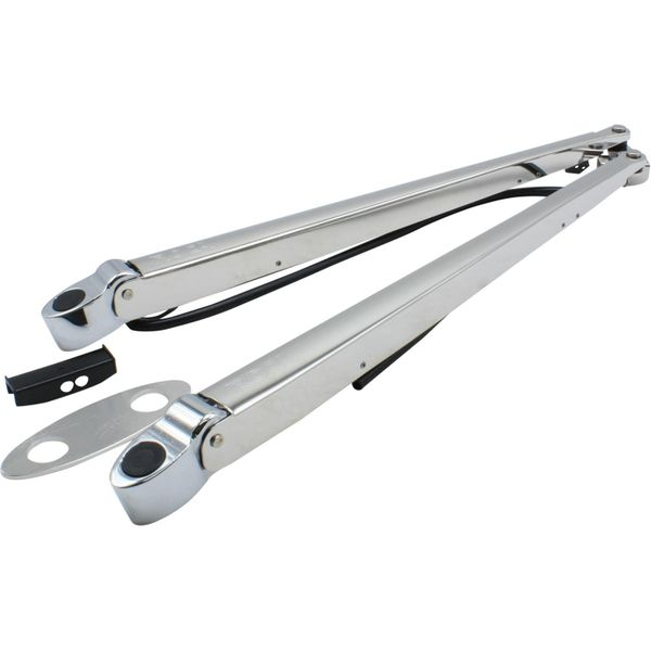 Roca Adjustable Stainless Steel Pantograph Wiper Arm (470mm - 750mm)