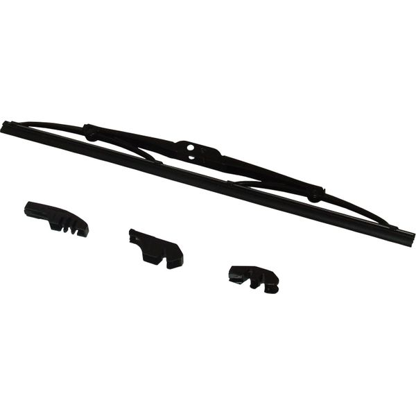 Roca Wiper Blade for Saddle, J-Hook or Straight Connection (330mm)