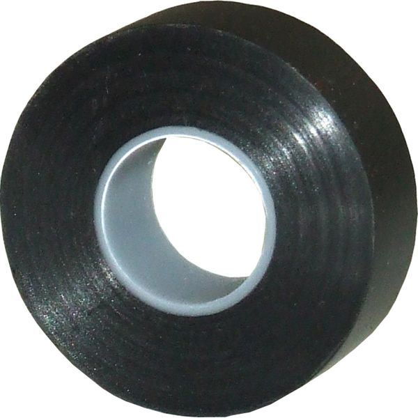 ASAP Electrical Black Self Adhesive PVC Insulation Tape (19mm x 20m)