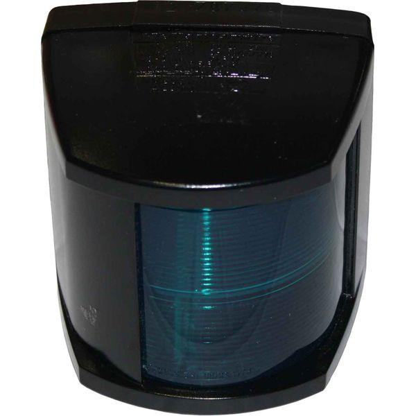 Hella 2984 Starboard Green Navigation Light (Black Case / 24V / 25W)