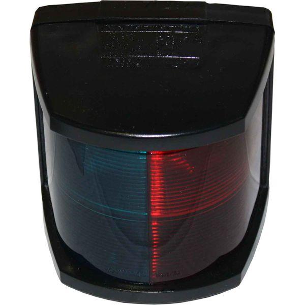 Hella 2984 Bicolour Navigation Light (Black Case / 24V / 25W)