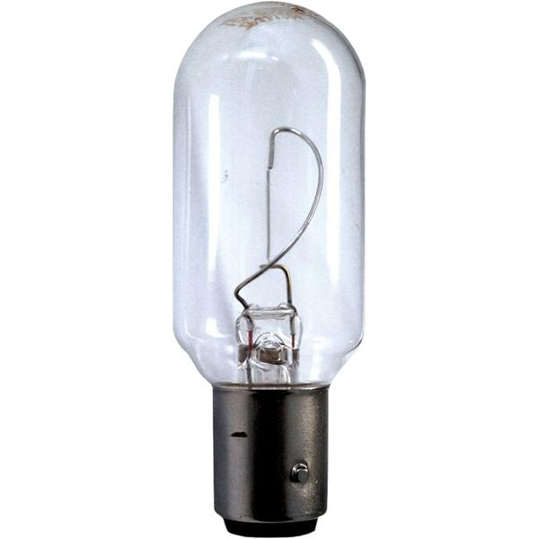 Hella Navigation Lamp BAY15d Light Bulb (24V / 25W)