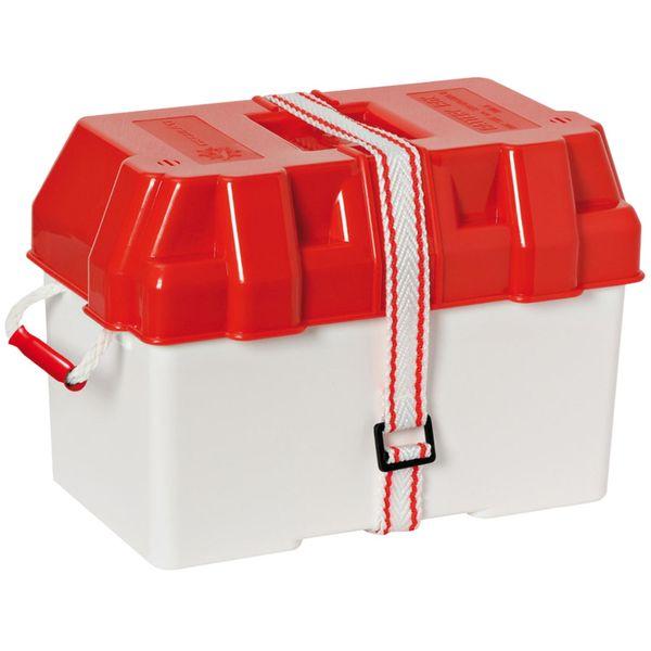 Osculati Battery Box (330mm x 185mm x 240mm)