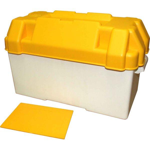 Osculati Battery Box (405mm x 195mm x 235mm)