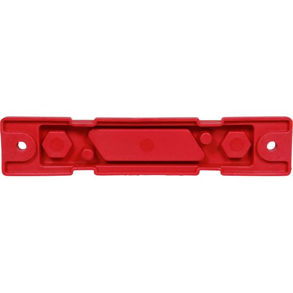 "VTE Red Power Distribution Busbar (2 x 1/4"" Posts)"