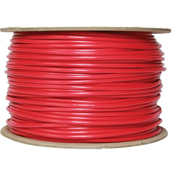 Auto Marine 1 Core 4.5mm² Red Thin Wall Cable (100m)