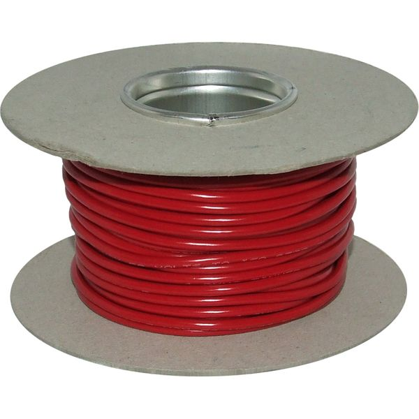 Oceanflex 1 Core 4mm² Tinned Red Thin Wall Cable (30m)