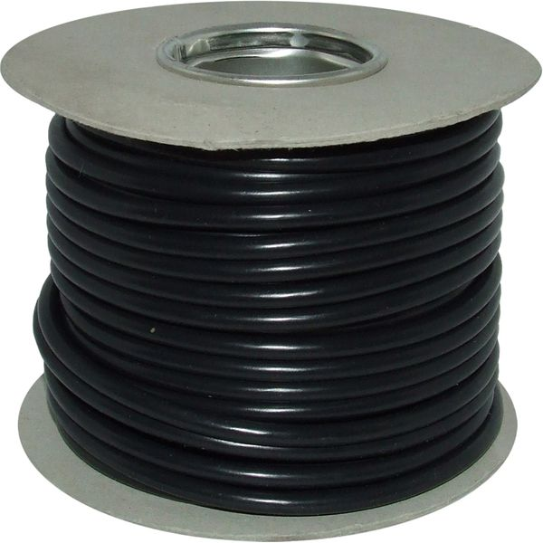 Oceanflex 1 Core 10mm² Tinned Black Thin Wall Cable (30m)