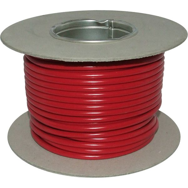 Oceanflex 1 Core 10mm² Tinned Red Thin Wall Cable (30m)