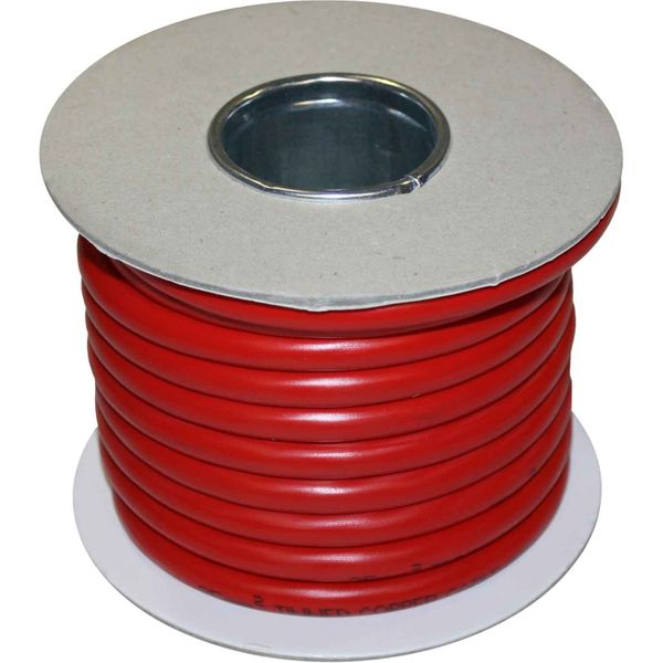 Oceanflex 25mm² Tinned Red Battery Cable (50 Metres)