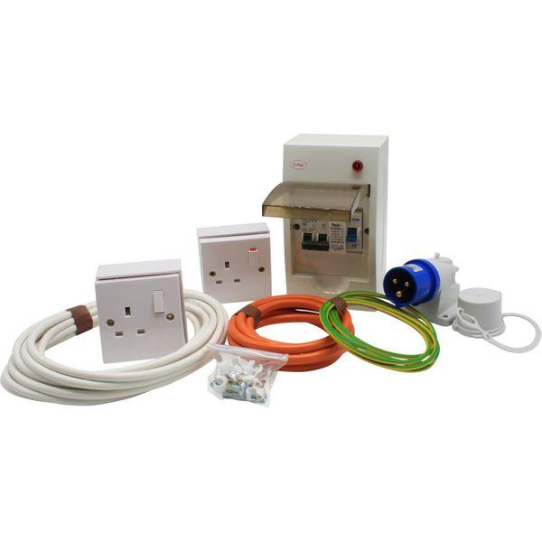 Standard Mains Installation Kit (13A)